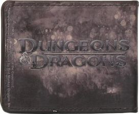 Dungeons and Dragons Attack Wallet