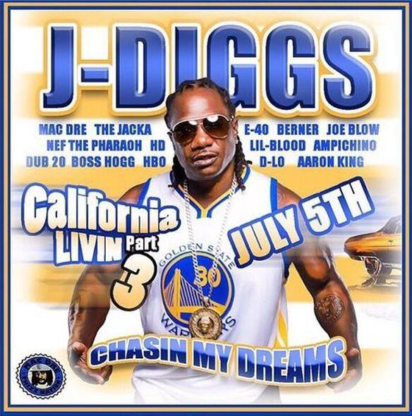 California Livin Pt. 3: Chasin My Dreams (Dig)