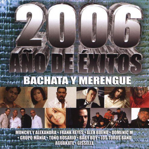2006 Exitos Bachata/Meren