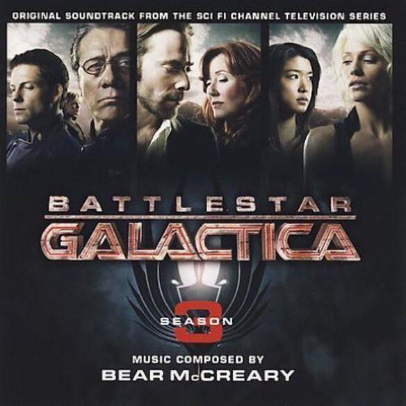 Battlestar Galactica 3 / O.S.T.
