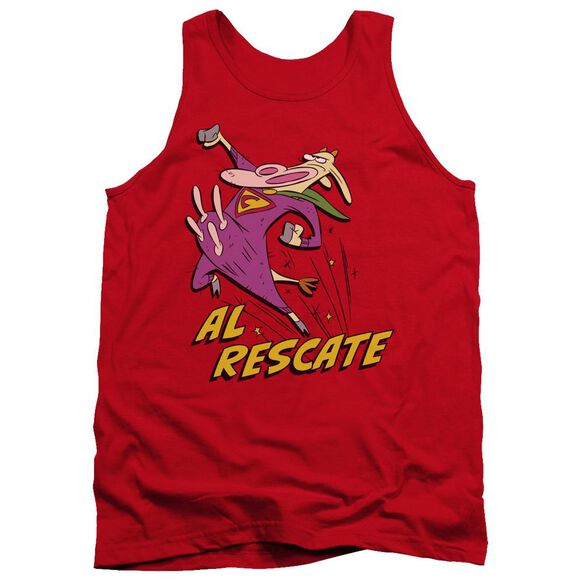 Cow And Chicken Al Rescate Adult Tank