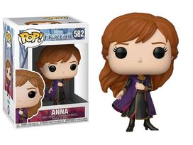 Funko Pop!: Frozen II - Anna