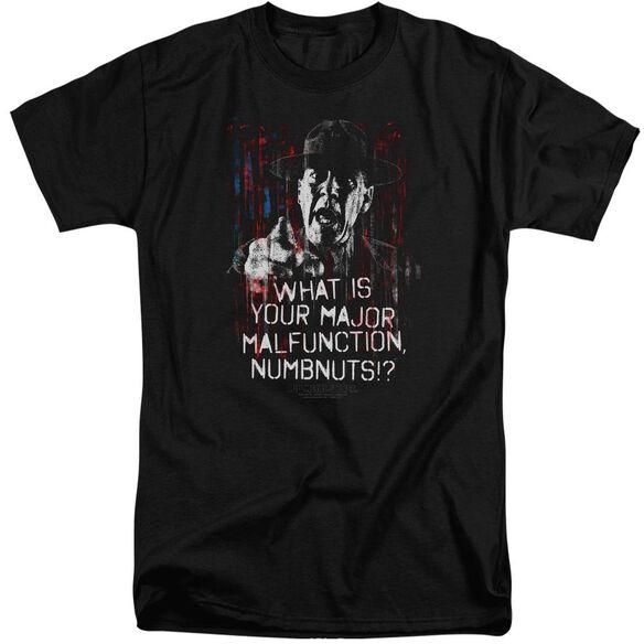 Full Metal Jacket Malfunction Short Sleeve Adult Tall T-Shirt