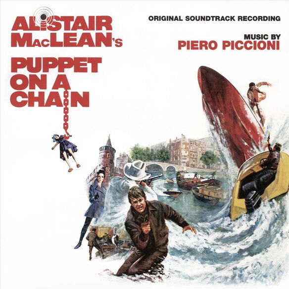 Puppet On A Chain / O.S.T.