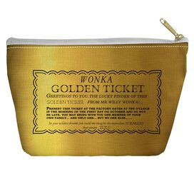 Willy Wonka And The Chocolate Factory I Got A Golden Ticket Accessory