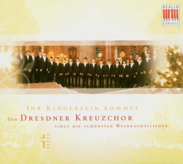 Dresden Boy's Choir - Dresden Choir Sings Christmas Songs