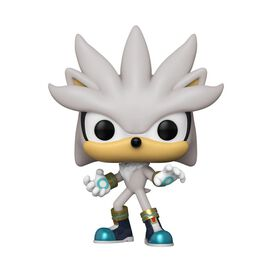 Funko Pop! Games: Sonic 30th - Silver the Hedgehog