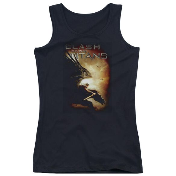 Clash Of The Titans Pegasus Juniors Tank Top