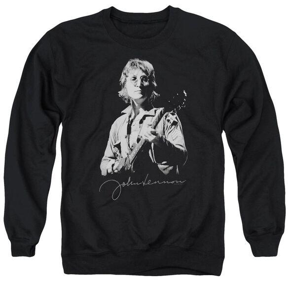 John Lennon Iconic Adult Crewneck Sweatshirt