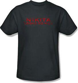 Nikita Logo T-Shirt