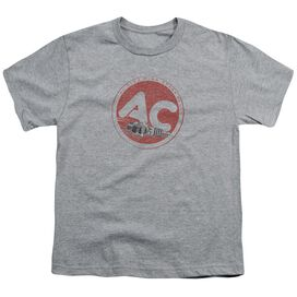 Ac Delco Ac Circle Short Sleeve Youth Athletic T-Shirt