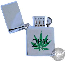 Tupac Leaf Lighter