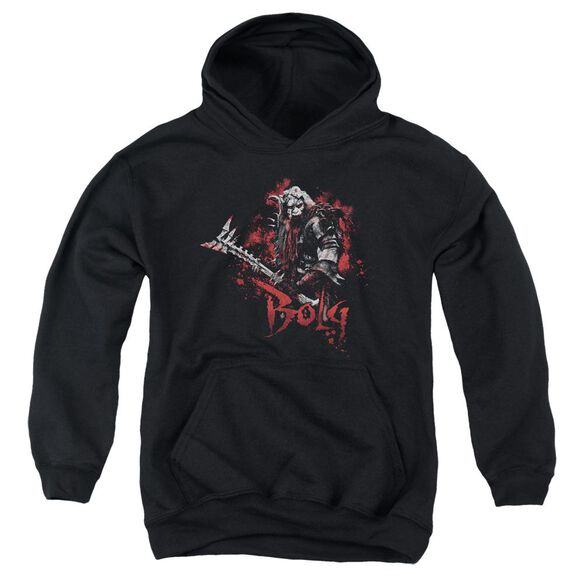 The Hobbit Bolg Youth Pull Over Hoodie