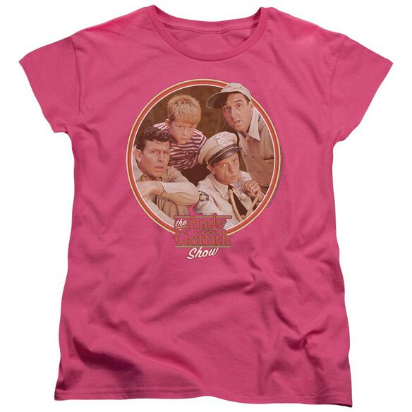 """ANDY GRIFFITH BOYS CLUB-S/S WOMEN""""S T-Shirt"""
