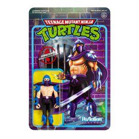 Teenage Mutant Ninja Turtles - Shredder ReAction Figure