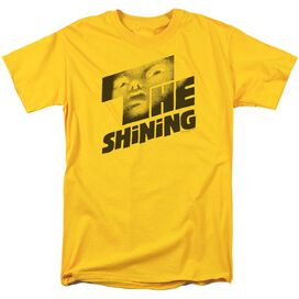 The Shining Shining Poster Short Sleeve Adult T-Shirt