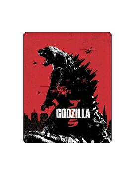 Godzilla [Exclusive Blu-ray Steelbook]