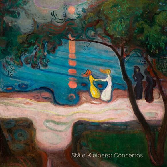 Kleiberg/ Trondheim Symphony Orch/ Szilvay - Concertos (2pk) (Wscd)