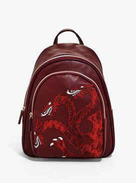 Game of Thrones House Targaryen Mini Backpack