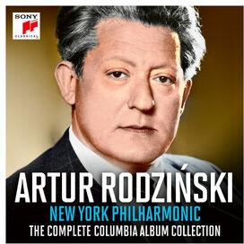 Artur Rodzinski / New York Philharmonic - The Complete Columbia Album Collection