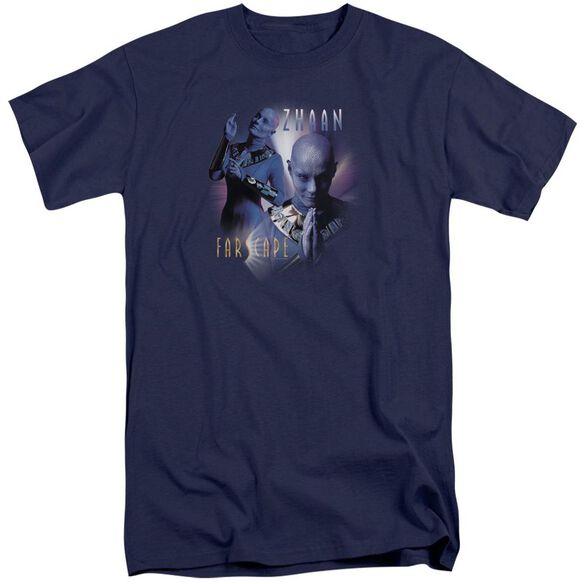 Farscape Zhaan Short Sleeve Adult Tall T-Shirt