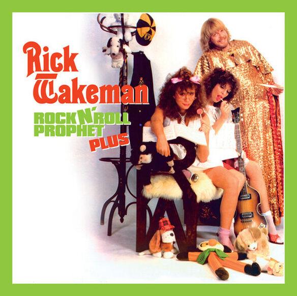Rick Wakeman - Rock N Roll Prophet