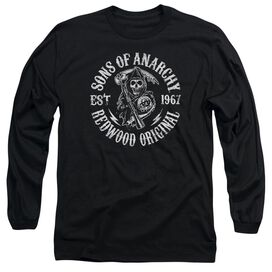 Sons Of Anarchy Redwood Originals Long Sleeve Adult T-Shirt