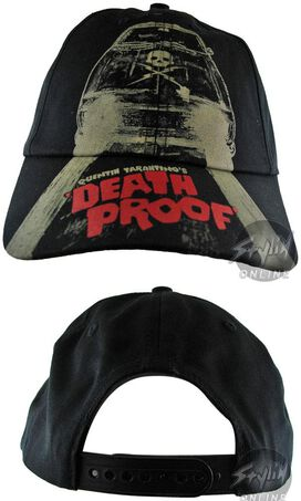 Grindhouse Death Proof Hat