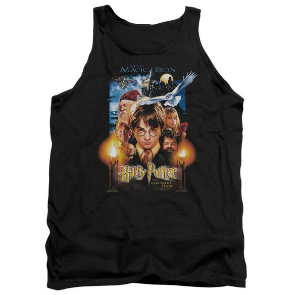Harry Potter Movie Poster Adult Tank