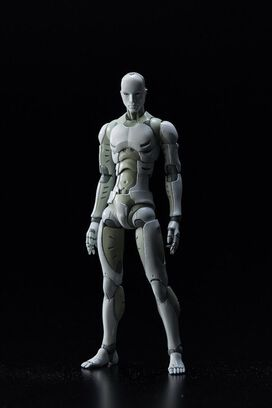 TOA Heavy Industries Synthetic Human 1/12 Scale Figure