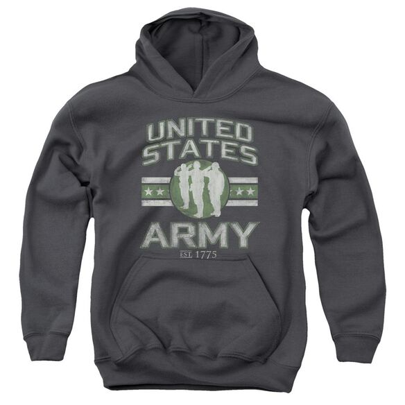 Army United States Army Youth Pull Over Hoodie