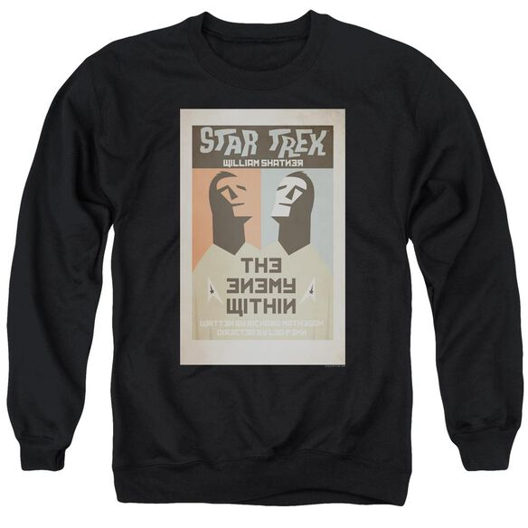 Star Trek Tos Episode 5 Adult Crewneck Sweatshirt