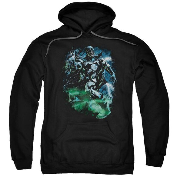 Green Lantern Lantern Batman Adult Pull Over Hoodie