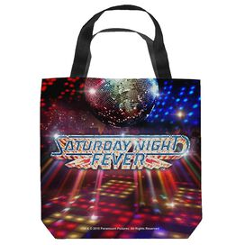 Saturday Night Fever Dance Floor Tote