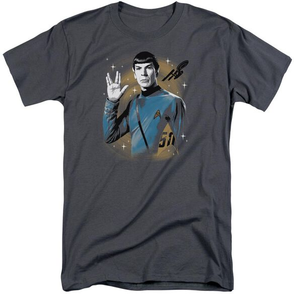 Star Trek Space Prosper Short Sleeve Adult Tall T-Shirt