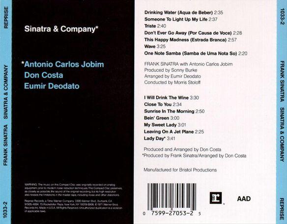 Sinatra & Company 0791