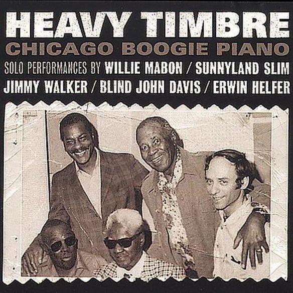 Heavy Timbre