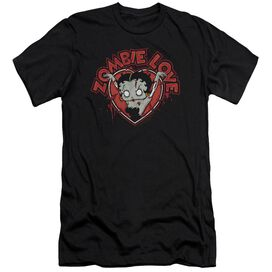 Betty Boop Heart You Forever Short Sleeve Adult T-Shirt
