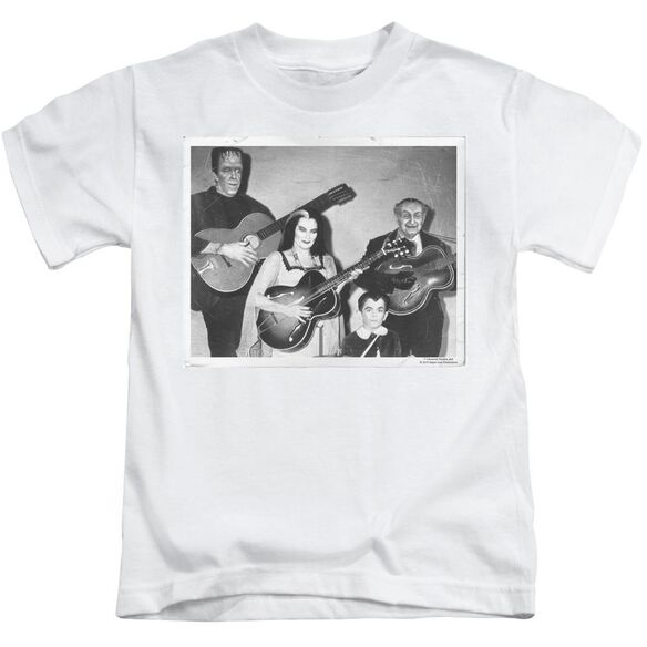 The Munsters Play It Again Short Sleeve Juvenile T-Shirt