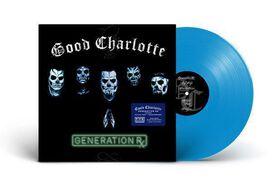 Good Charlotte - Generation Rx [Exclusive Transparent Blue Vinyl]