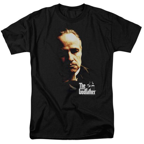 Godfather Don Vito Short Sleeve Adult T-Shirt