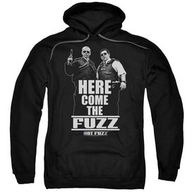 Hot Fuzz Here Come The Fuzz-adult