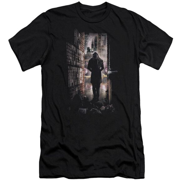 Watchmen Alley Premuim Canvas Adult Slim Fit