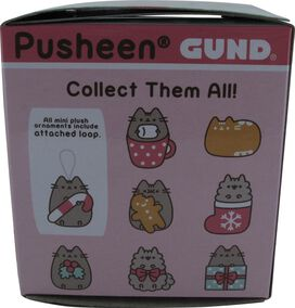 Pusheen Blind Box Series 2 Mini Ornament Plush