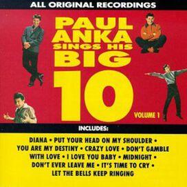 Paul Anka - Sing His Big Ten 1