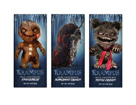Krampus Chocolate Bar 3 pack