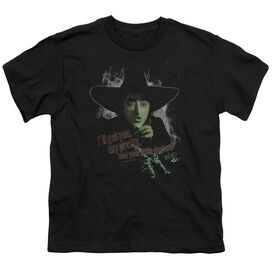 Wizard Of Oz And Your Little Dog Too Short Sleeve Youth T-Shirt