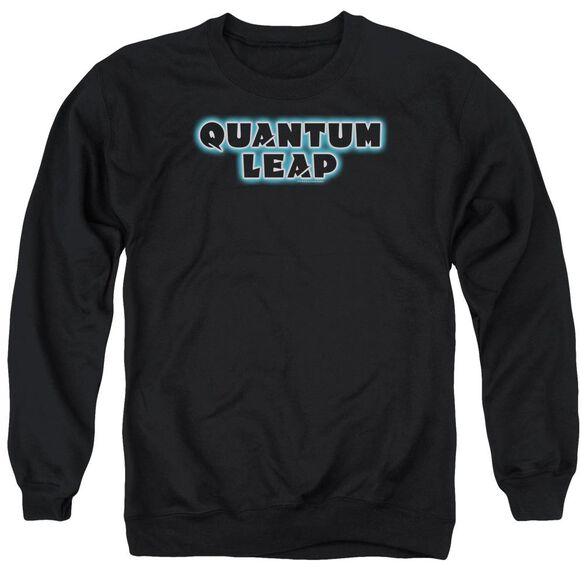 Quantum Leap Logo Adult Crewneck Sweatshirt