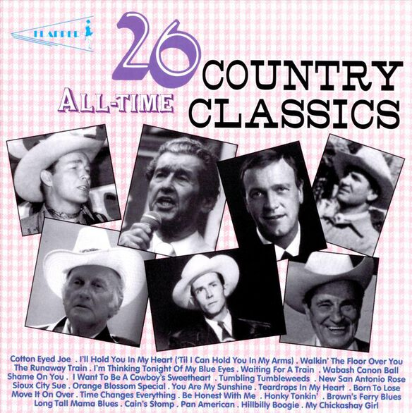 26 All Time Country 798