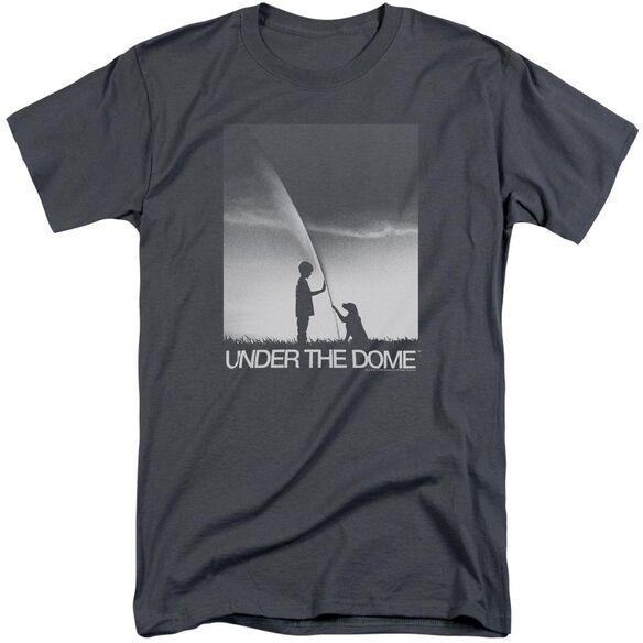 Under The Dome I'm Speilburg Short Sleeve Adult Tall T-Shirt